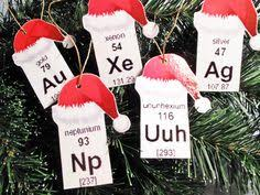 chemistree ornament crafts ornament chemistry