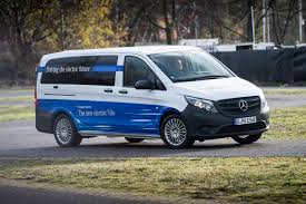 future mercedes benz cars mercedes benz will electrify all its vans in the near future