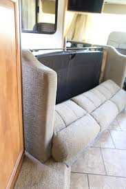 Diy Hard Floor Camper Trailer Plans Remove The Sofa From Your Rv Mountainmodernlife Com