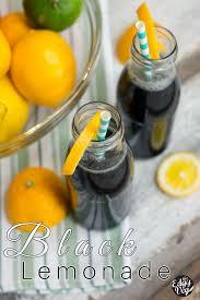 Does Lemon Water Make You Go To The Bathroom Diy Black Charcoal Lemonade Recipe Hangover Cure The Edgy Veg