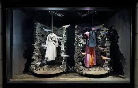 the best window displays during new york fashion week photos