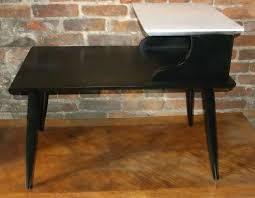 painting mid century modern step tables hometalk