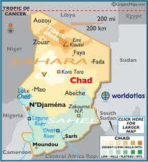 world map major cities chad facts on largest cities populations symbols worldatlas