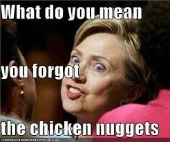 Chicken Nugget Meme - image 136542 what do you mean you forgot the chicken nuggets
