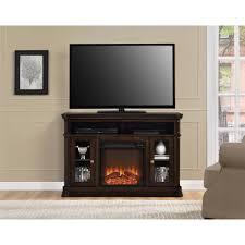 Amazon Fireplace Tv Stand by Wonderfull Design Espresso Fireplace Tv Stand Amazon Com Walker