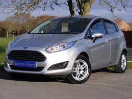used 2016 ford fiesta zetec 1 2 5dr for sale in hayling island