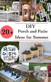 Fun Diy Home Decor Ideas by Diy Porch And Patio Decorating Ideas For A Fun Summer Anika U0027s