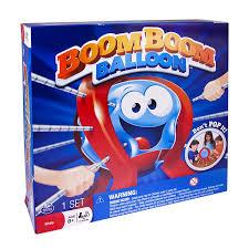 spin master games boom boom balloon board game board games