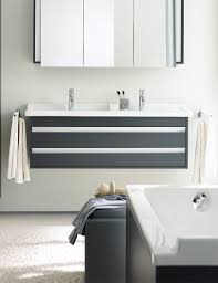 ketho double drawer 1200mm vanity unit with 1300mm basin