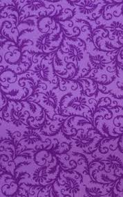 decorative paper filigree pattern pink flock on white matt suede decorative paper