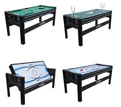 triumph 4 in 1 game table 4 in 1 evolution multi game swivel table just 169 99 down from