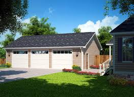 3 Car Garage Ideas Garage Plan 30002 At Familyhomeplans Com