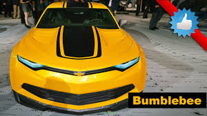 camaro transformers edition for sale chevrolet camaro bumblebee edition transformers special