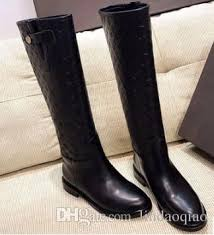 womens boots 100 luxury brand boots 100 leather boots high quality flat