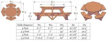 8 foot picnic table plans wood table plans free nhmrc2017 com
