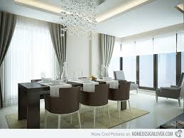 Dining Room Curtains Modern Dining Room Curtains Design And Elegant Curtain Sensational