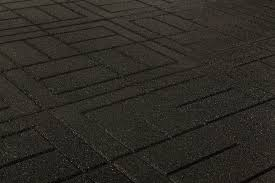 Patio Deck Tiles Rubber by Brava Outdoor Interlocking Rubber Pavers 24