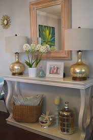beach inspired console table crazy chic design