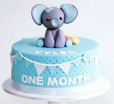 baby birthday cake order online one month birthday cake at best prices from guntur