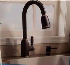 moen bronze kitchen faucet moen bronze kitchen faucets ebay