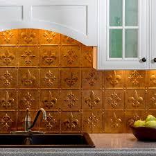 Fleur De Lis Home Decor Lafayette La Fasade 24 In X 18 In Fleur De Lis Pvc Decorative Tile Backsplash