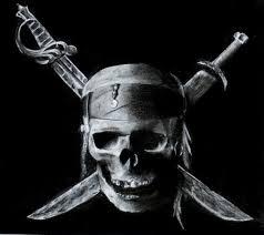 skull and crossbones random cool things character