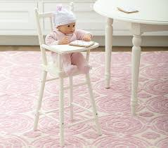 High Chairs For Babies Baby Doll High Chair Pottery Barn Kids