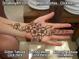 flash tattoos henna airbrush and glitter temporary tattoos in