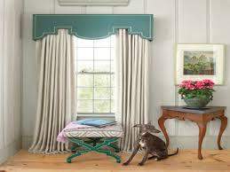 mood lighting living room cornice board window treatments fabric