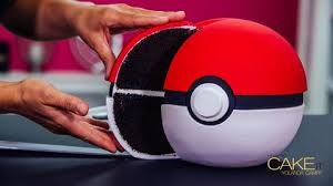 chocolate pokémon go poké ball cake u2013 how to cake it