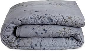 Calvin Klein Home Duvet Cover Amazon Com Calvin Klein Home Bamboo Flower King Comforter