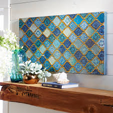 glass mosaic mirror wall decor doherty house ideas mosaic