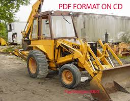 case 580 b 580b tractor loader backhoe shop service manual