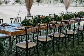 party table and chairs rental near me wedding wedding rentals near me rustic montgomery al cheap