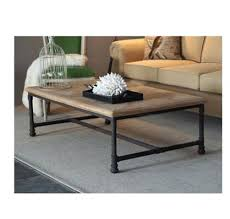 Rustic Iron Coffee Table Industrial Rustic Coffee Table Rustic Furniture Vintage