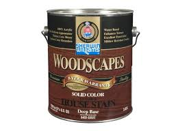 5 Expert Tips For Staining A Deck Consumer Reports by Sherwin Williams Woodscapes Solid Wood Stain Consumer Reports