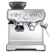 Sage BES870UK the Barista Express Espresso Machine Silver Amazon