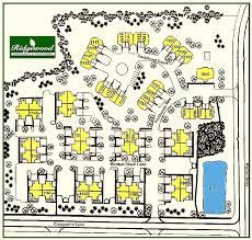 Apartment Complex Floor Plans by Ridge Apartment And Townhome Complex Layout In Webster Ny Monroe