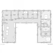 plan de maison 4 chambres gratuit délicieux plan maison etage 4 chambres gratuit 12 maison en u