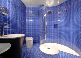 blue bathroom tile home design ideas and pictures
