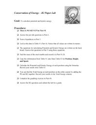 work power and energy worksheet