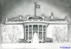 House Drawings by Drawing Of The White House Olegandreev Me