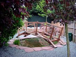 Backyard Bridge 4 27 Foot A Very Versatile And Scaleable Bridge Design For Spans