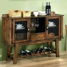 sideboard cabinet with wine storage sideboard wine rack kyubey