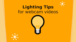 Lighting Tips by Lighting Tips For Webcam Videos Youtube