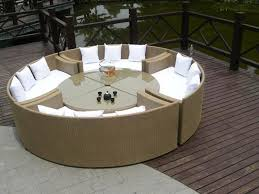 outdoor sitting outdoor seating furniture with recyclable materials home design