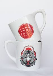 Design Mugs by Caitlin Lemoine