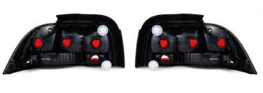 96 98 mustang tail lights mustang tail light assembly kit 96 98 lmr com