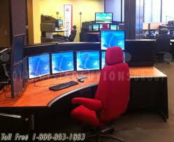 Computer Workstation Desk Computer Workstation Furniture National Security Fusion Centers