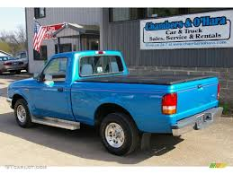 Ford Ranger Truck Colors - 1994 lapis blue metallic ford ranger xlt regular cab 28402929